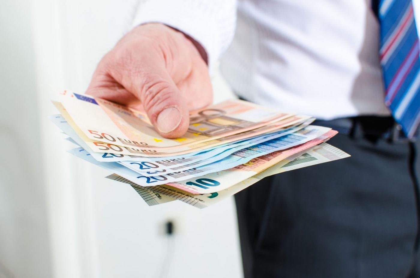 Debt Sale betaling