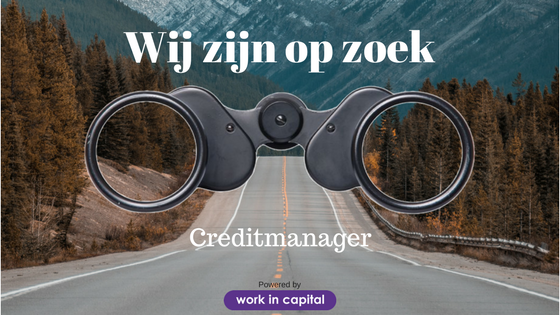 Vacature creditmanager