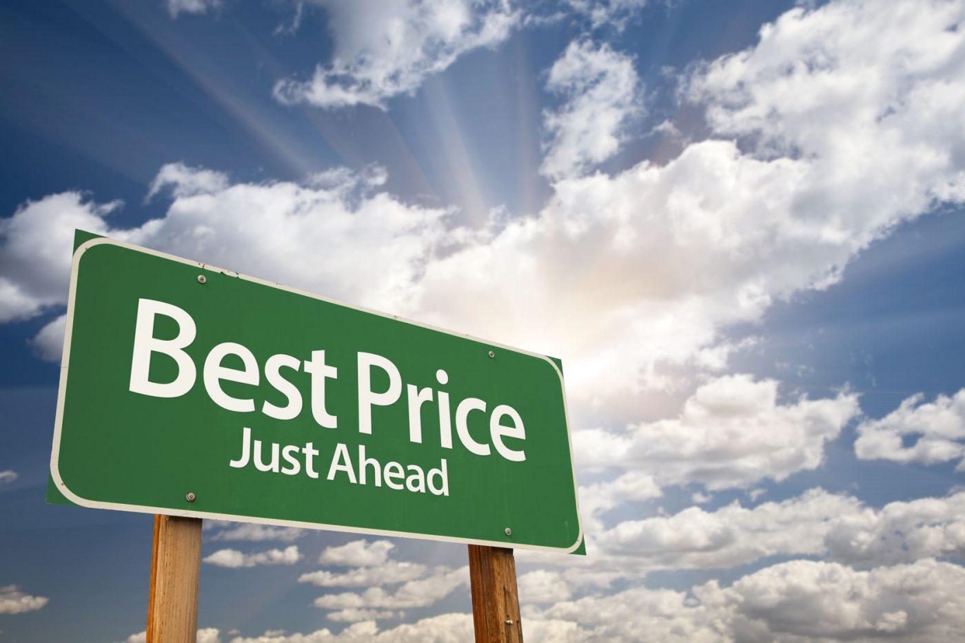 Hoe krijg je de beste prijs tijdens een debt sale